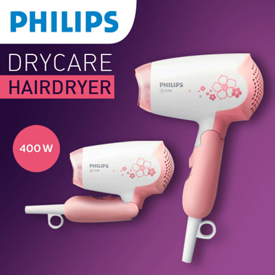 NEW HOT PRODUCT  Philips DryCare Hairdryer HP8108 Hair dryer Mini Dryer  Travel Portable hair 2080f75323