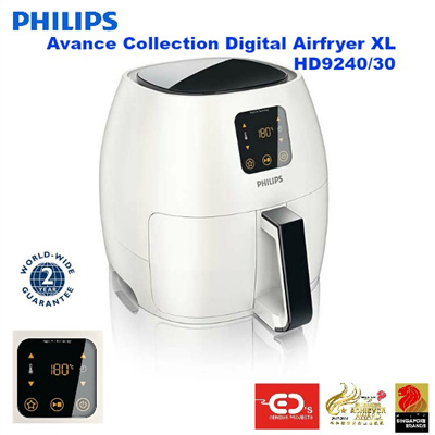 Qoo10 Philips Avance Collection Digital Airfryer Xl