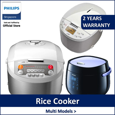 PHILIPSPhilips HD3060/ HD3031/ HD3038/ HD3077 Collection Rice Cooker /  multifunction/ 0 7L/ 1 0L/ 1 8L