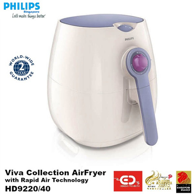 Qoo10 Philips Viva Collection Airfryer With Rapid Air