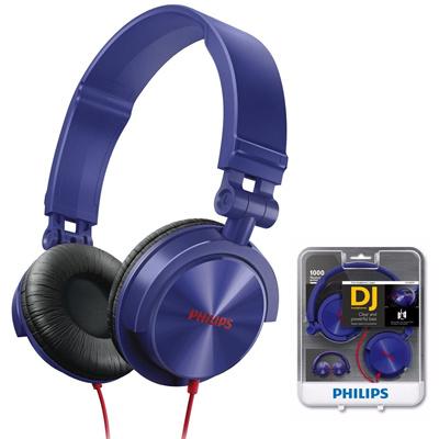 63e3a6ee19c Qoo10 - Philips SHL3050PP Headphones DJ monitor style SHL3050 Purple  /GENUINE : Mobile Devices