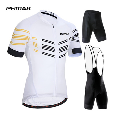 PHMAX 2018 Pro Cycling Set MTB Bicycle Clothes Maillot Ropa Ciclista Bike  Clothing Sportswear Mens C 71339c20e