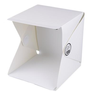 Photography light box mini studio LIGHTROOM Photo Studio Box Woody studio  Simple LED light box