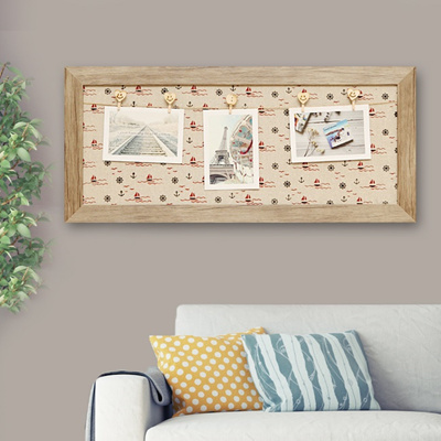 Picture Frames With Clips, Display Hanging Photo Frame, For Home Decoration