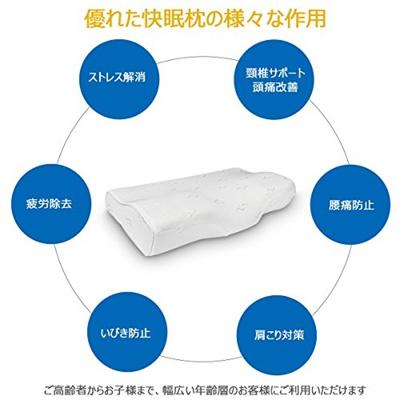 Qoo10 Pillow Sleep Pillow Memory Foam Pillow Stiff Neck Support