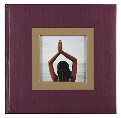 Qoo10 Pinnacle Frames And Accents 2up Maroon Framed Front Album