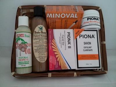 Piona Bar Exfoliant Soap Minoval Hair Regrowth Treatment Dudu