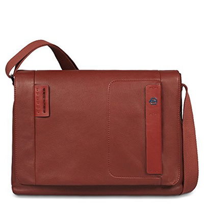 c9564cb58e58 Qoo10 - Piquadro Flap Over Computer Messenger Bag with iPad and iPad Mini  Comp...   Men s Bags   Sho.