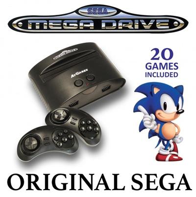 Qoo10 - SEGA GENEsIS 2 : Computer & Game