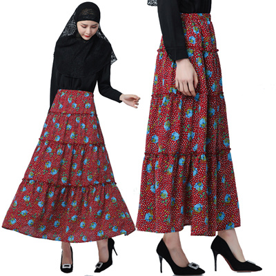 Qoo10 Plus Size Muslim Womens Clothing