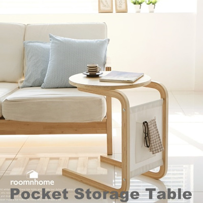 book coffee table furniture. Pocket Storage Table/End Table/Side Table/furniture/Sofa Table/Snack Book Coffee Table Furniture