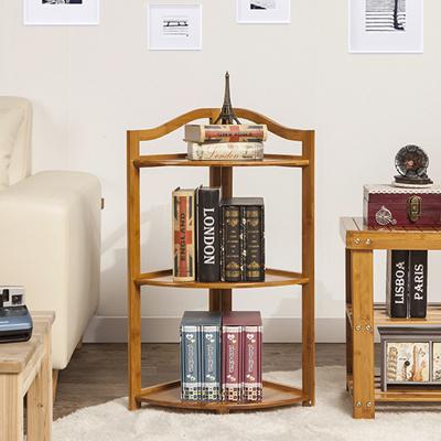 Prime Polished 3 Tier Corner Shelves Wooden Corner Rack Diy 30Cm30Cm73Cm Download Free Architecture Designs Itiscsunscenecom