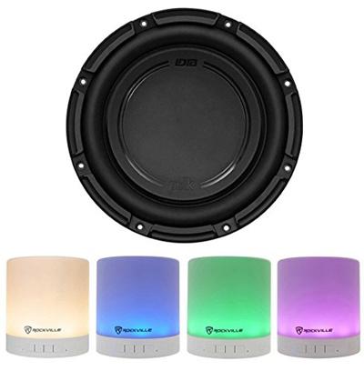 "Earbuds Polk Audio DB1042SVC 10"" 1050 Watt Car//Marine Audio Subwoofer Sub"