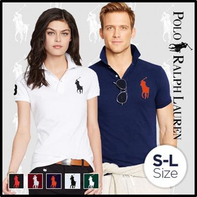 Polo Ralph Lauren Big Pony short sleeve unisex polo tee / T-shirts