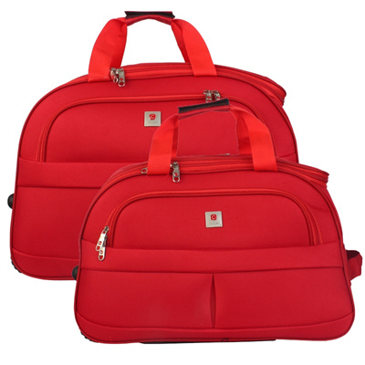 Qoo10 - Polo Classic JS1002-35 Travel Bag Trolley 18   21 inch - Red -  Tro...   Kitchen   Dining 756f51ea3071f