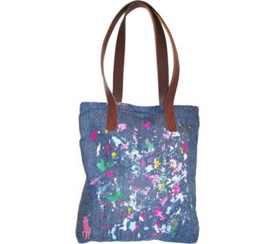 5d2fd0b74eb9 Qoo10 - Polo Ralph Lauren Signature Tote Bag   Bag   Wallet