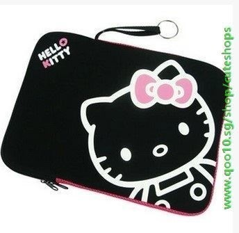 Popular baby hello kitty laptop bag sleeve zipper protective shell shock  Couple cute shops 60fc78d5d538f