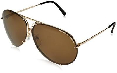 38232d7f9f28 Porsche Design Eyewear Porsche Design P8478 Fashion Sunglasses Mens Ladies  titanium frame with Inter