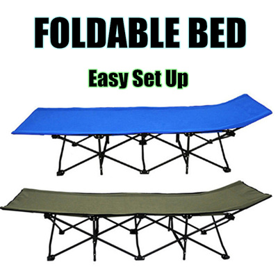 Portable Foldable Bed/Safari Bed/Light Weight   Cheapest/ Perfect For Stay