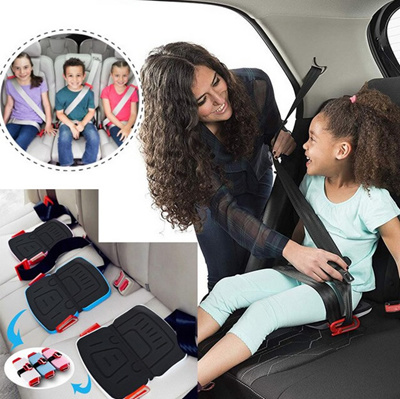 Portable Foldable Car Booster Seat