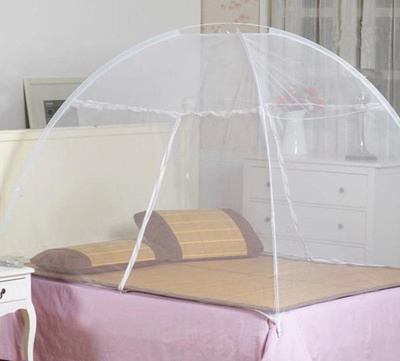 Portable Foldable Mosquito Net Repellent Canopy Tent Bedding Set / From cot to king size bed & Qoo10 - Portable Foldable Mosquito Net Repellent Canopy Tent ...