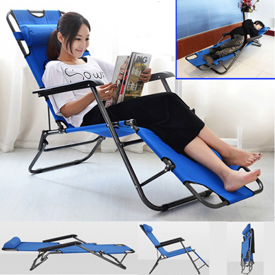 Swell Portable Folding Chair My Lunch Break Nap Bed Single Deck Chair Beach Chair Bed Creativecarmelina Interior Chair Design Creativecarmelinacom