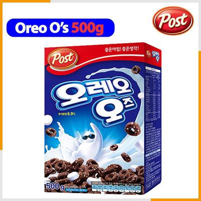 Qoo10 Posting Oreo O Sarapan Sereal Oreo Cookie 500gkfood Made