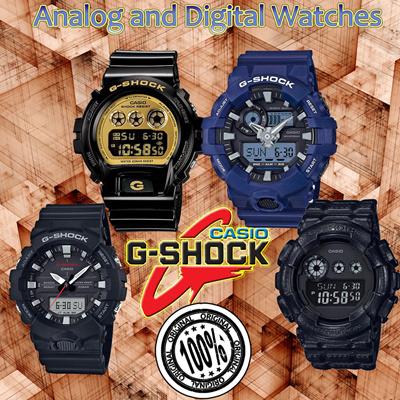 3a1b8843568e Qoo10 -  CASIO GENUINE  CASIO G-SHOCK COLLECTION!   Watch   Jewelry
