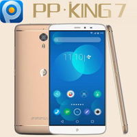 PPTV King 7 Smartphone 3GB RAM 32GB ROM LTE Octa Core 6inch Display Dual Sim Export Set with 6 Months Warranty