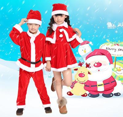 [Pre-Xmas Sale!] Kids Christmas Costumes Xmas Cosplay Party Dress Hats Santa  sc 1 st  Qoo10 & Qoo10 - [Pre-Xmas Sale!] Kids Christmas Costumes Xmas Cosplay Party ...