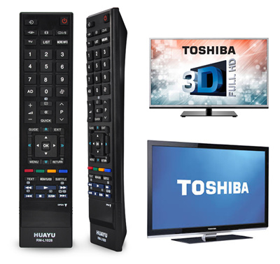 ★Premium★ CNY offer !! !Universal Toshiba TV Remote Control-no set up  required direct use  -local