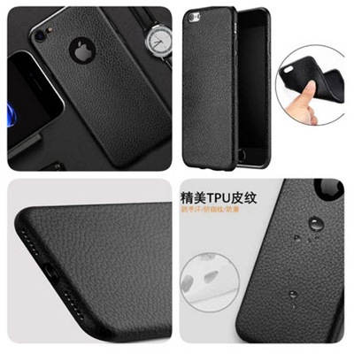 sports shoes 81a8f 6657c PREMIUM LEATHER CASE BLACK SOFTCASE WATERPROOF OPPO A33 / NEO 7 / F3 SJ0160  K010
