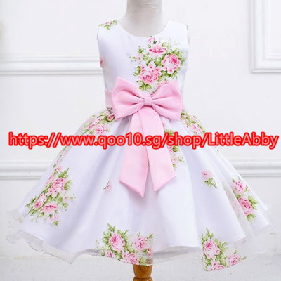 Qoo10 Flower Girl Dress Kids Fashion