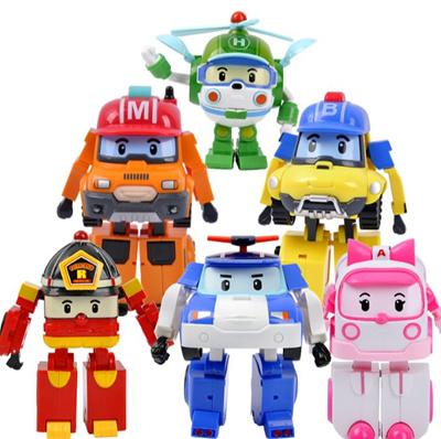 Qoo10 robocar toys - Robocar poli ambre ...