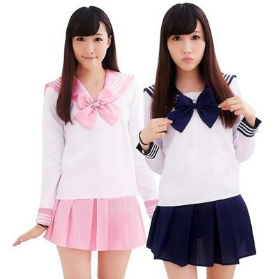 Qoo10 Produk Seks Kostum Cosplay Seragam Sekolah Jepang Role