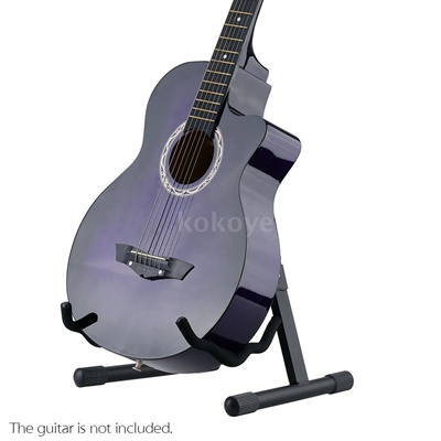 Qoo10 - Professional Design GS-SP1 Foldable A-Frame Guitar Stand for ...