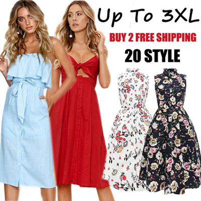 efd0796ddc683 Qoo10 - 【PROMO PRICE】High Quality Tion Suspender Skirt/Long Beach ...