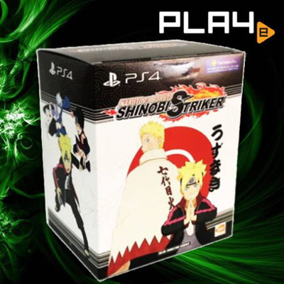 PS4 Naruto to Boruto: Shinobi Striker [Collectors Edition]
