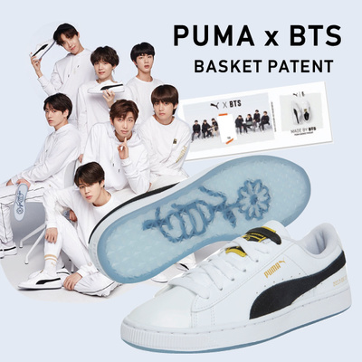 bts shoes puma