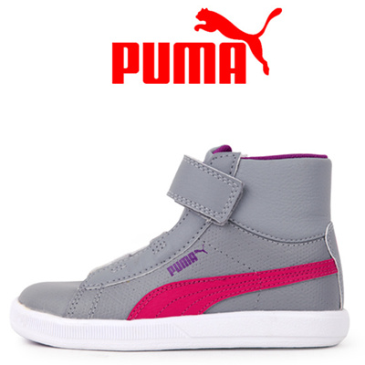dc6f9a90e200  PUMA  Archive Lite MID LV Kids Shoes 355336-02 그레이