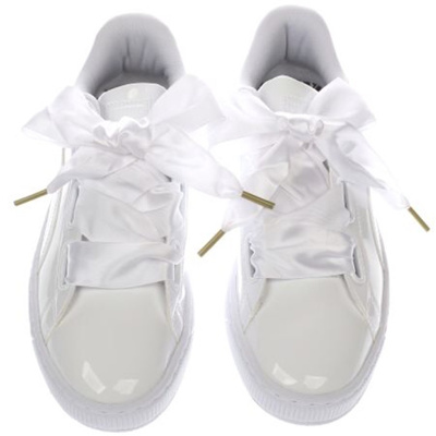 reputable site 523b2 a0621 Qoo10 - PUMA BASKET HEART PATENT [SOLD MANY IN OTHER ...