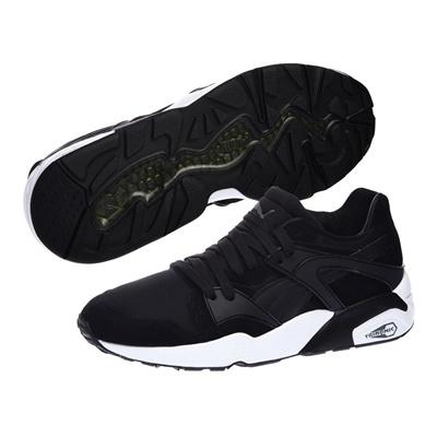 Black Blaze And Shoes