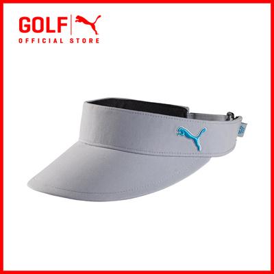 Puma Golf Accessories Men Cat Performance Visor - Beetroot Purple-Puma White