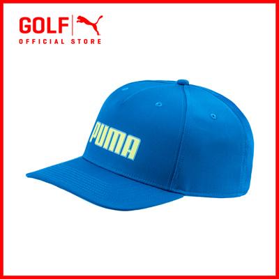 PUMA GOLF Accessories Men Go Time Flex Snapback - Lake Blue ☆ FREE DELIVERY  ☆ AUTHENTIC 9579ac137a74