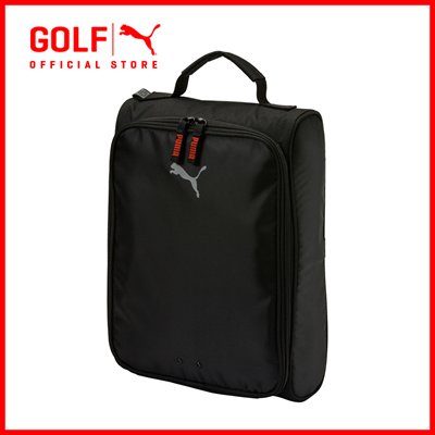 1f6b16c2be1d PUMA GOLF Accessories Unisex Shoe Bag - Black ☆ FREE DELIVERY ☆ AUTHENTIC ☆  7 DAY