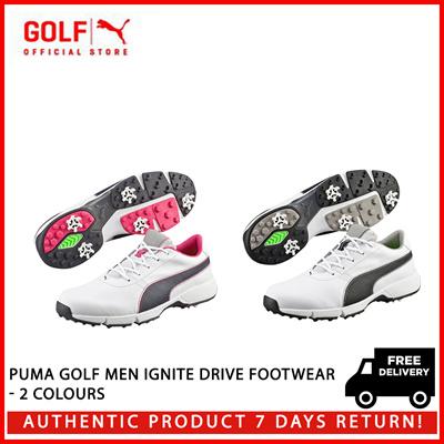 9ab2c1b626f6b4 PUMA GOLF Men Ignite Drive Footwear - 2 Colors to Choose ☆ FREE DELIVERY