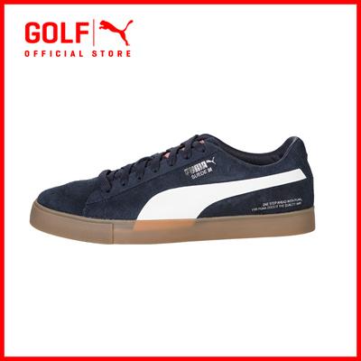PUMA GOLF Suede G Malbon Golf Peacoat-Puma White ☆ FREE DELIVERY ☆  AUTHENTIC ☆ 73fd360c1