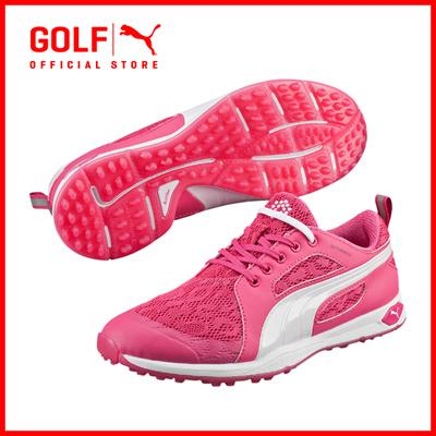 1ef5df9f74cd Qoo10 - Puma Golf Women Biofly Mesh Footwear - Beetroot Purple-Puma White    Sports Wear   Shoes