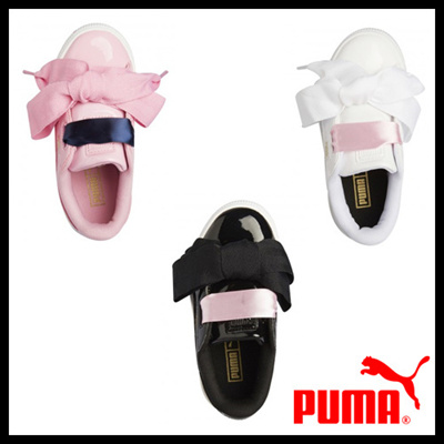 Kconcept◇Direct From Korea◇Authentic◇EMS無料◇PUMA BASKET HEART PATENT PS 9293d9402