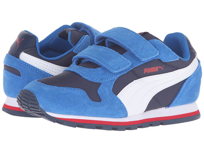 1709ed3525 Puma Kids ST Runner NL V PS (Little Kid)